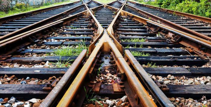 ⟦Рельсы железнодорожные⟧ ⚙ все виды, типы и марки стали