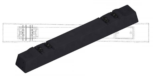 GR 260 W пластиковые шпалы