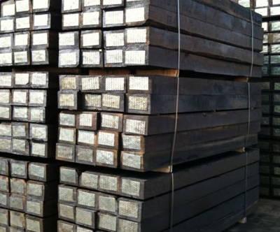 Новые деревянные шпалы на продажу