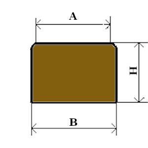 Тип I - деревянные рельсы