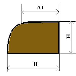 Тип II - деревянные рельсы