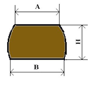 Тип III - деревянные рельсы