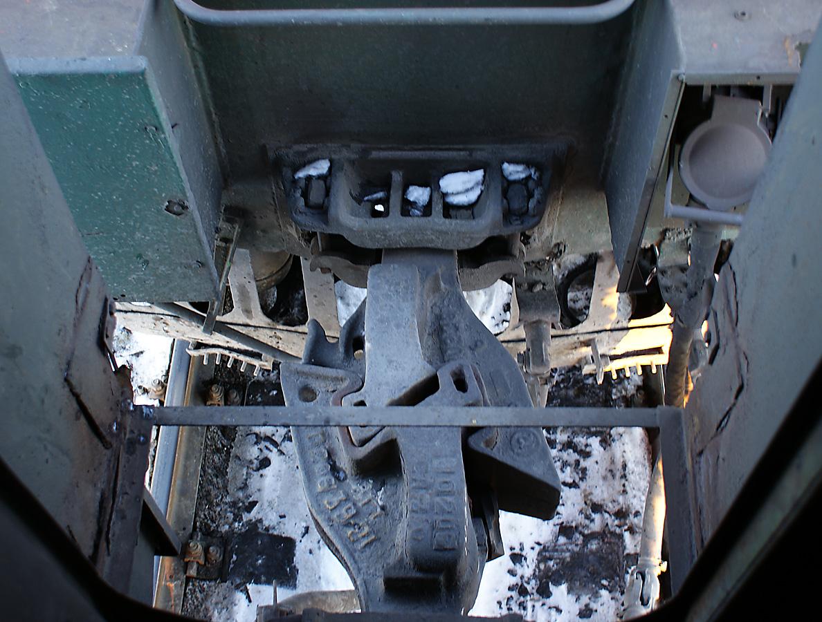 Виды неисправностей автосцепного устройства вагонов