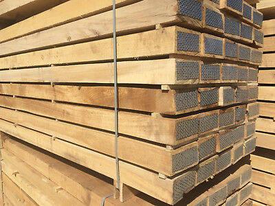 Деревянные шпалы