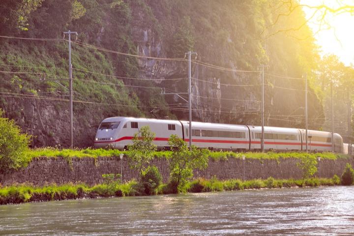 Поезда Швейцарии
