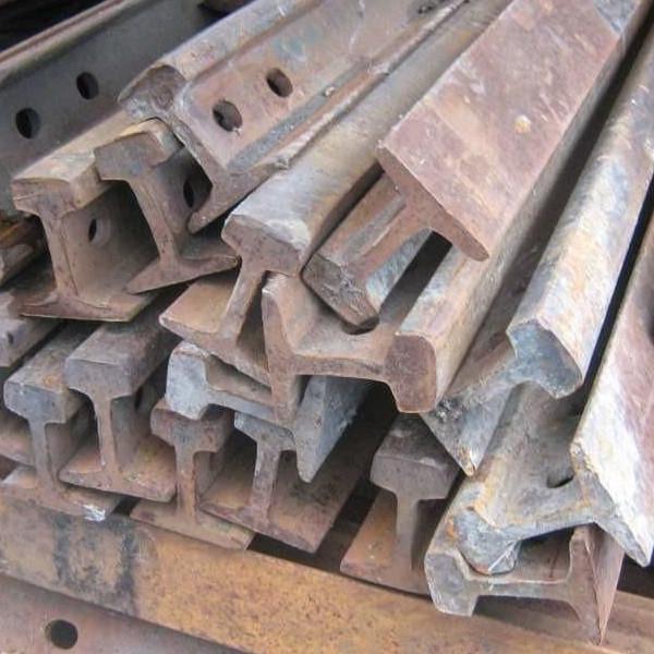 Железнодорожные Рельсы Р-24, 8,0 м, (24,96кг), Б/У 1мм износа
