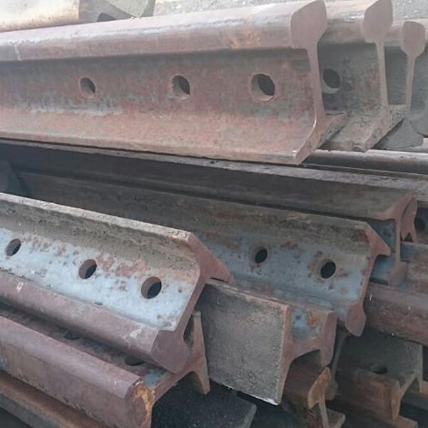 Железнодорожные Рельсы Р-43, 12,5 м, (44,64кг), Б/У 1мм износа