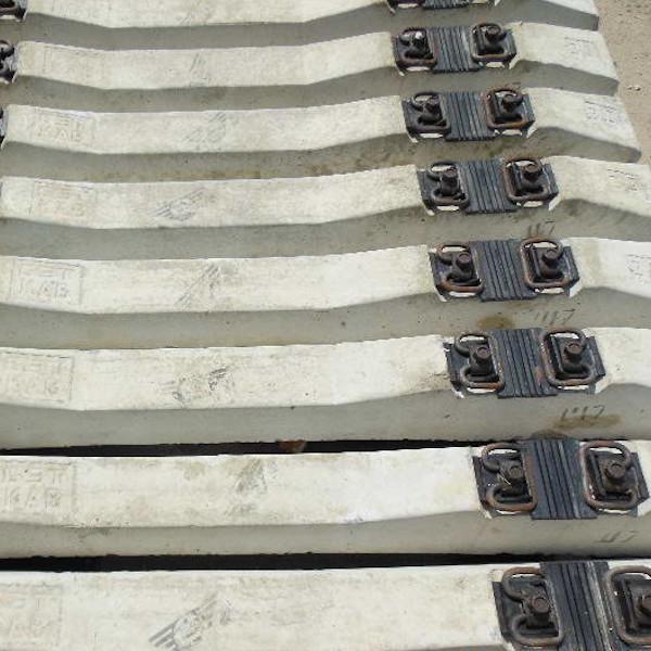Брус железнодорожный - Проект 2769, ОСТ 32.134-99