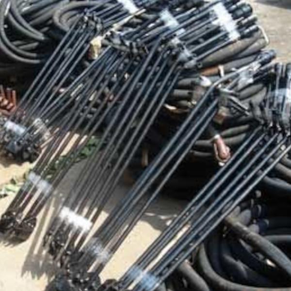 Колонка шланговой очистки стрелок ТО-167-50-0