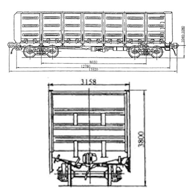 Модель 12-132