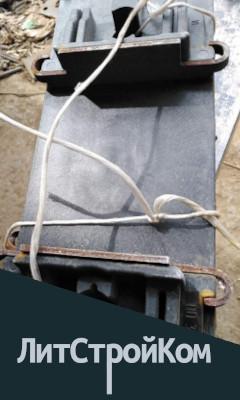 Подкладка полимерная ЦП369.810 (в комплекте со скобой) - (новая)