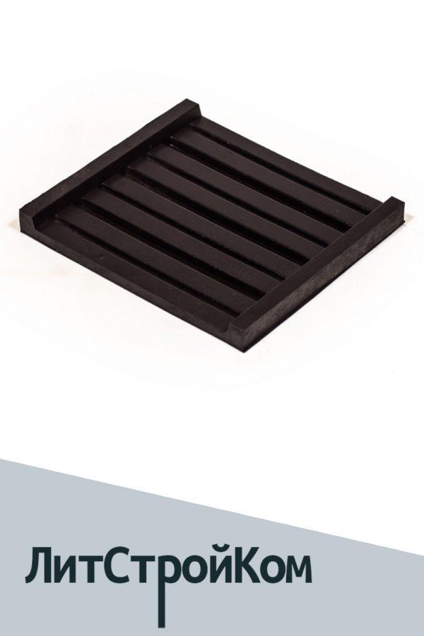 Прокладка ЦП143 (под рельс)
