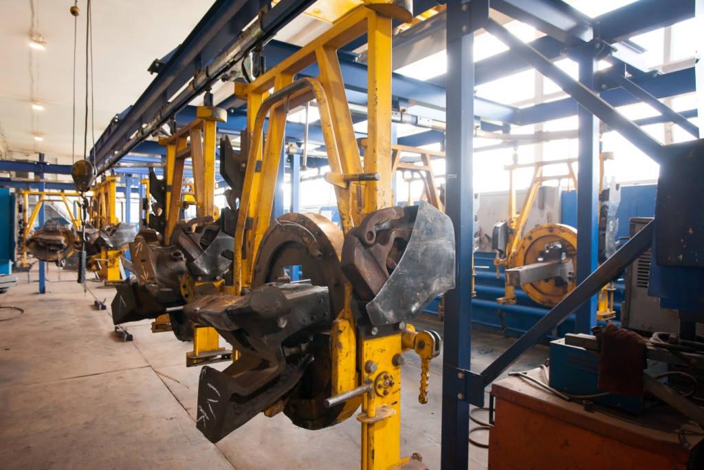 завод по ремонту автосцепки са-3